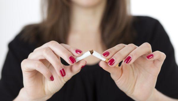 Ditch the cigarettes