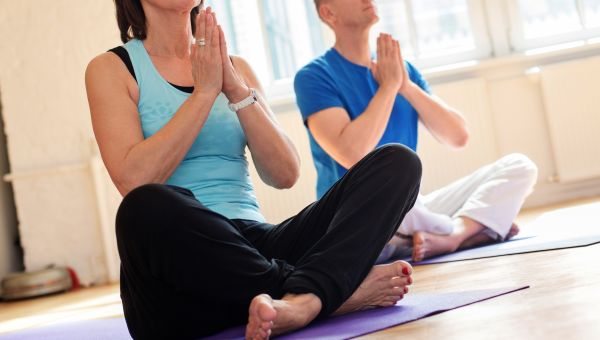 7 Best Yoga Poses For Stress Relief Yoga Sharecare
