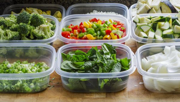 Meal prep can help you save, too