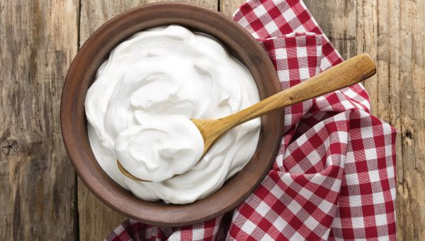 Swap: Mayonnaise for Greek Yogurt