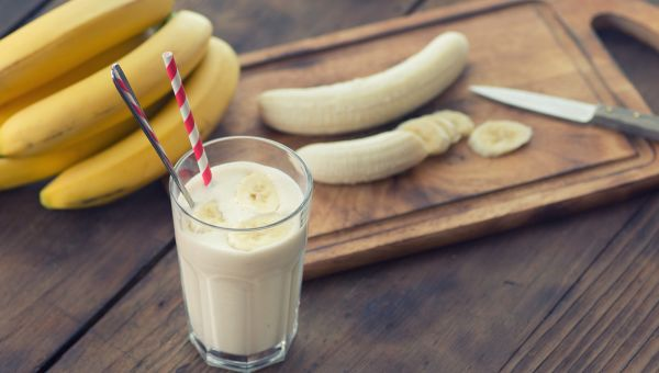 Brain-Boosting Banana Smoothie