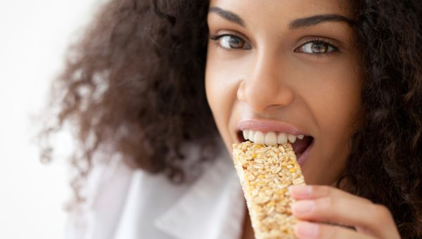 3 Healthy, Crunchy Snacks