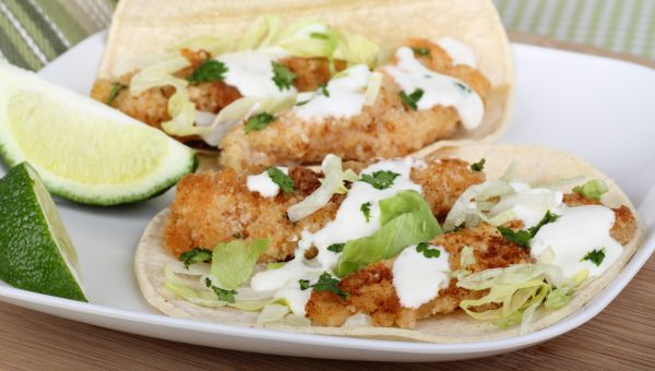 Dinner: Dr. Oz's Taco Makeover