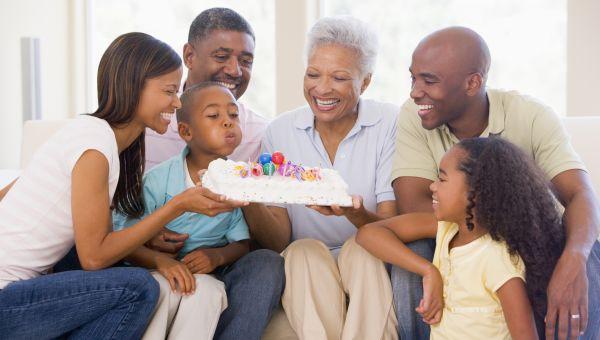 3. Celebrate Every Birthday