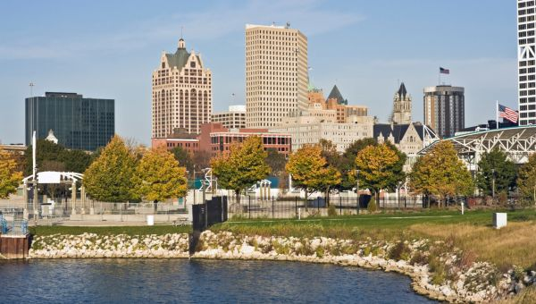 1. Milwaukee, Wisconsin