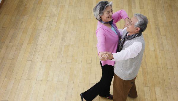 Dance Away the Calories