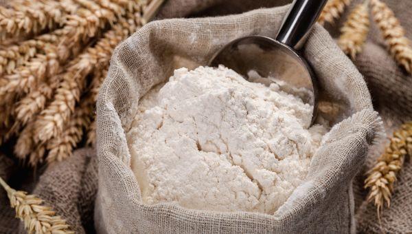 4. Flour