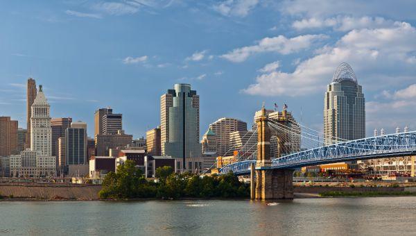 4. Cincinnati, Ohio