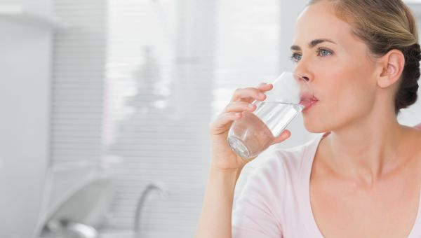 Brush Your Teeth … and Drink Water