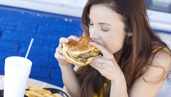 3. You Eat Like You're in College