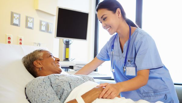 Myth #2: The recovery process in the hospital is long
