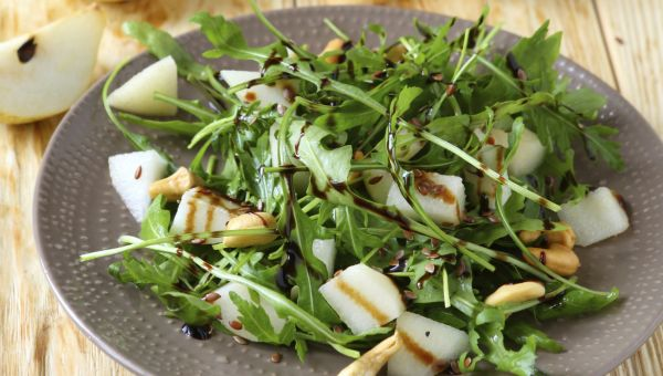 Peaceful Asian Pear Salad