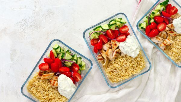 Keep quick-fix meals on hand
