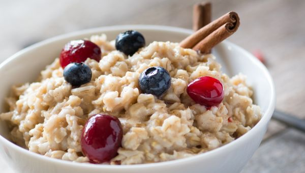 4. Eat a Bowl of Oatmeal