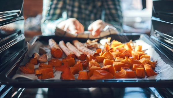 """Throw-and-go"" foods made cooking stress-free"