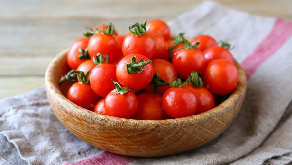 65. Cherry tomatoes