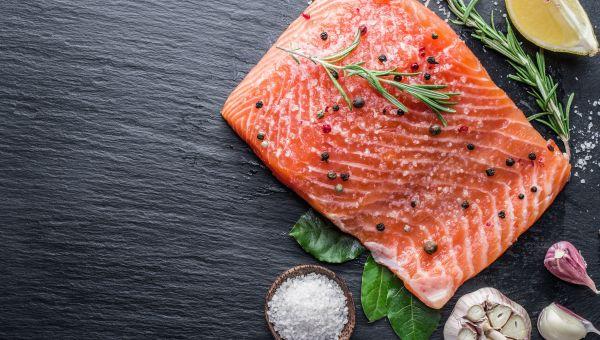 Postmenopausal: Salmon