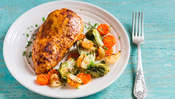 Lean Cuisine: Herb Roasted Chicken