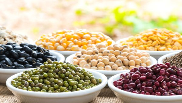 Skip carb-packed legumes