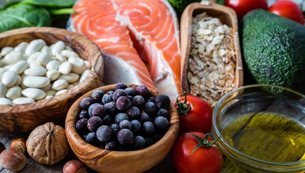 The heart-healthy and diabetes-friendly diet