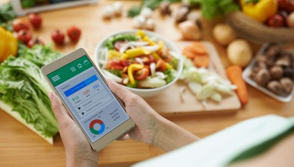 Log your meals and snacks