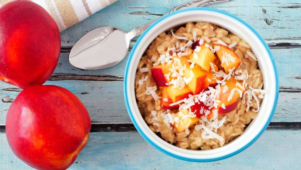 Breakfast: Out-the-Door Oats