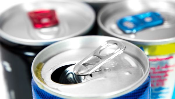 Don't drink: Energy drinks