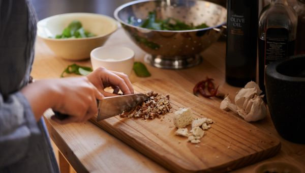 Give your ingredients a good chop
