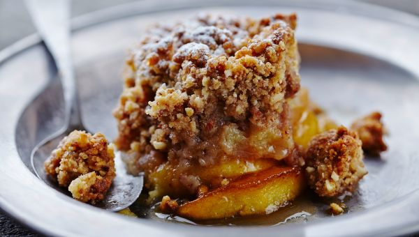 Opt for Apple Crumble