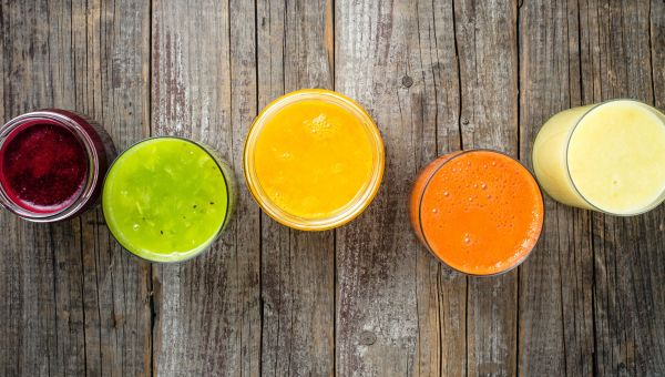 Nutrient-Rich Smoothies