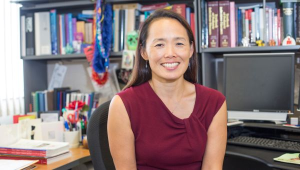 Get to know Dr. Sarah Park