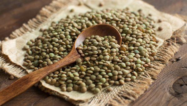 Iron: lentils