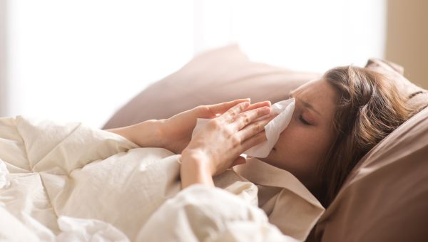 Everyone is susceptible to the flu