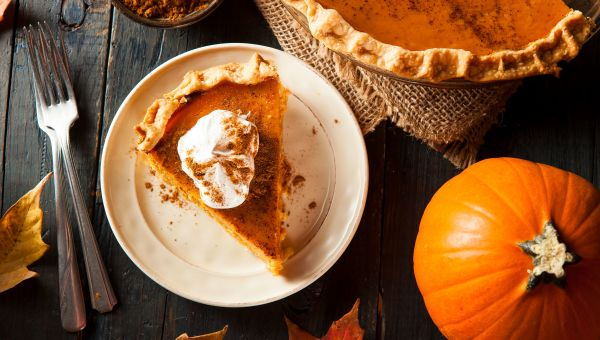 Pumpkin Pie or Pumpkin Cheesecake?
