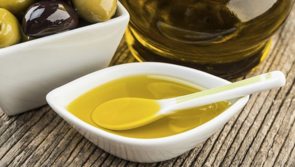 Drizzle On Some Olive Oil