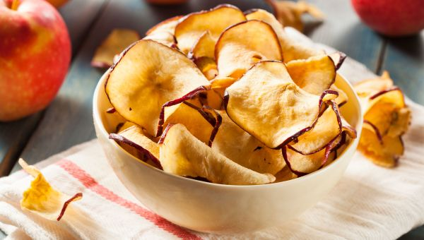 BARE SNACKS APPLE CHIPS