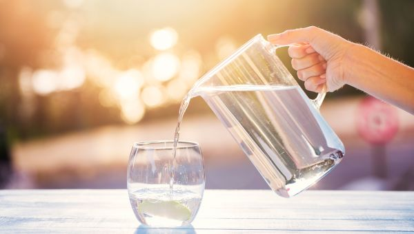 Manage liquids carefully