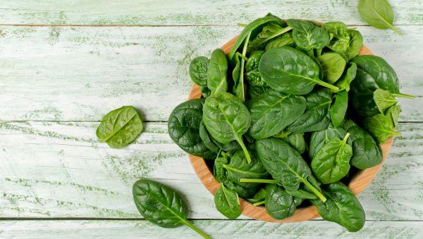 Savor: spinach