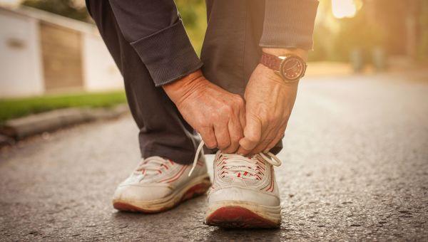 Start adding aerobic exercise slowly