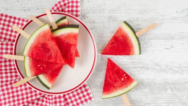 Watermelon - 91.5 percent water