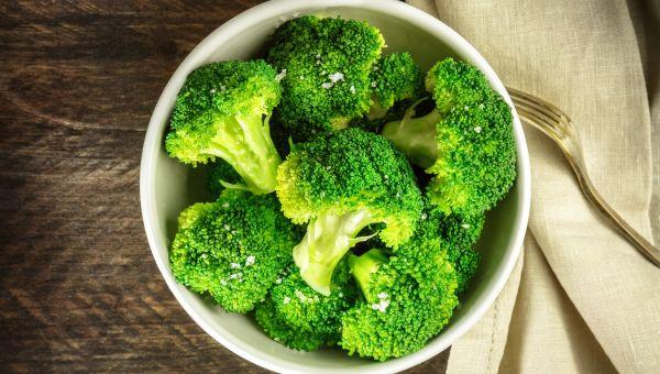 Broccoli - 89.3 percent water