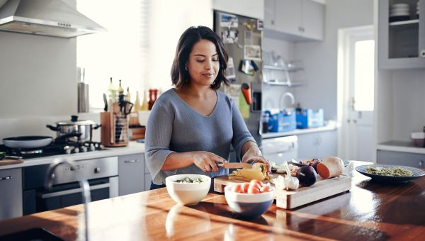 How can I improve my health at home?
