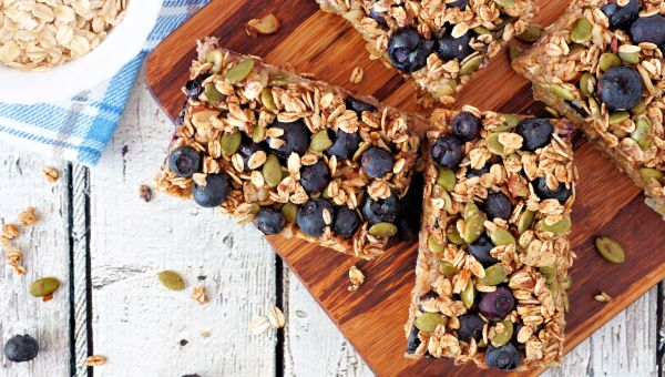 Sugar-laden energy bars