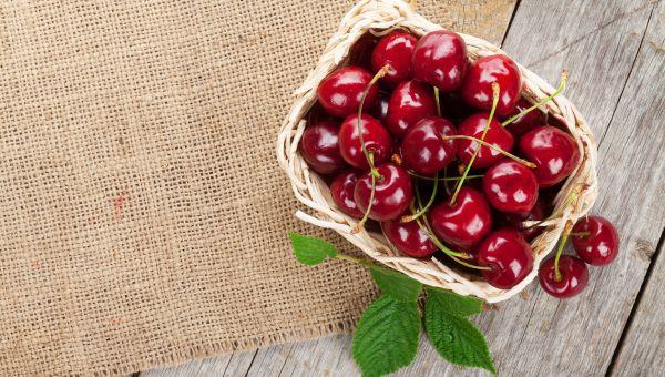 Fruit: Cherries