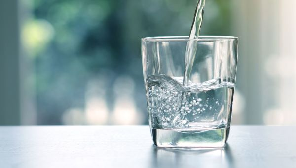 You're retaining water