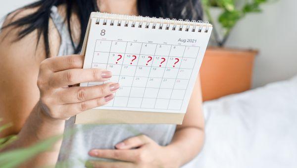 Irregular bleeding is a red flag