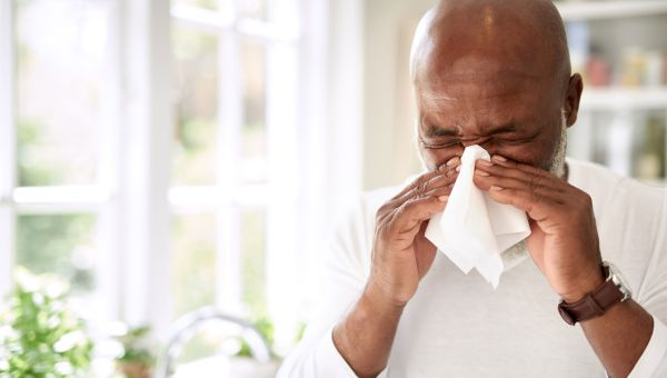 MYTH: Blowing your nose is the best way to get rid of mucus.