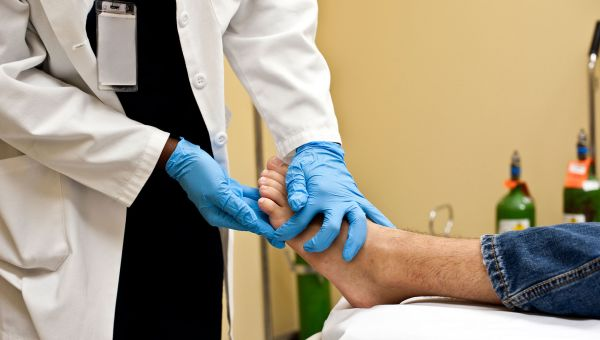 See your doctor about injuries