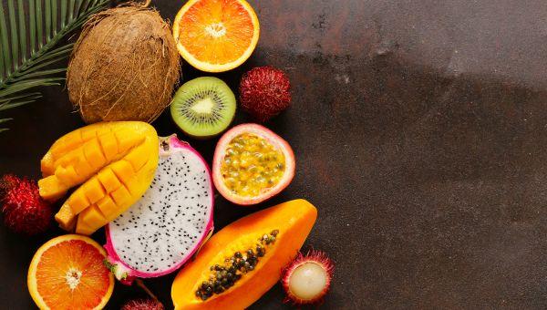 Feast on a tropical bounty