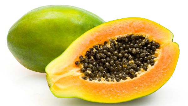 22 Weeks – Baby's Size: Papaya